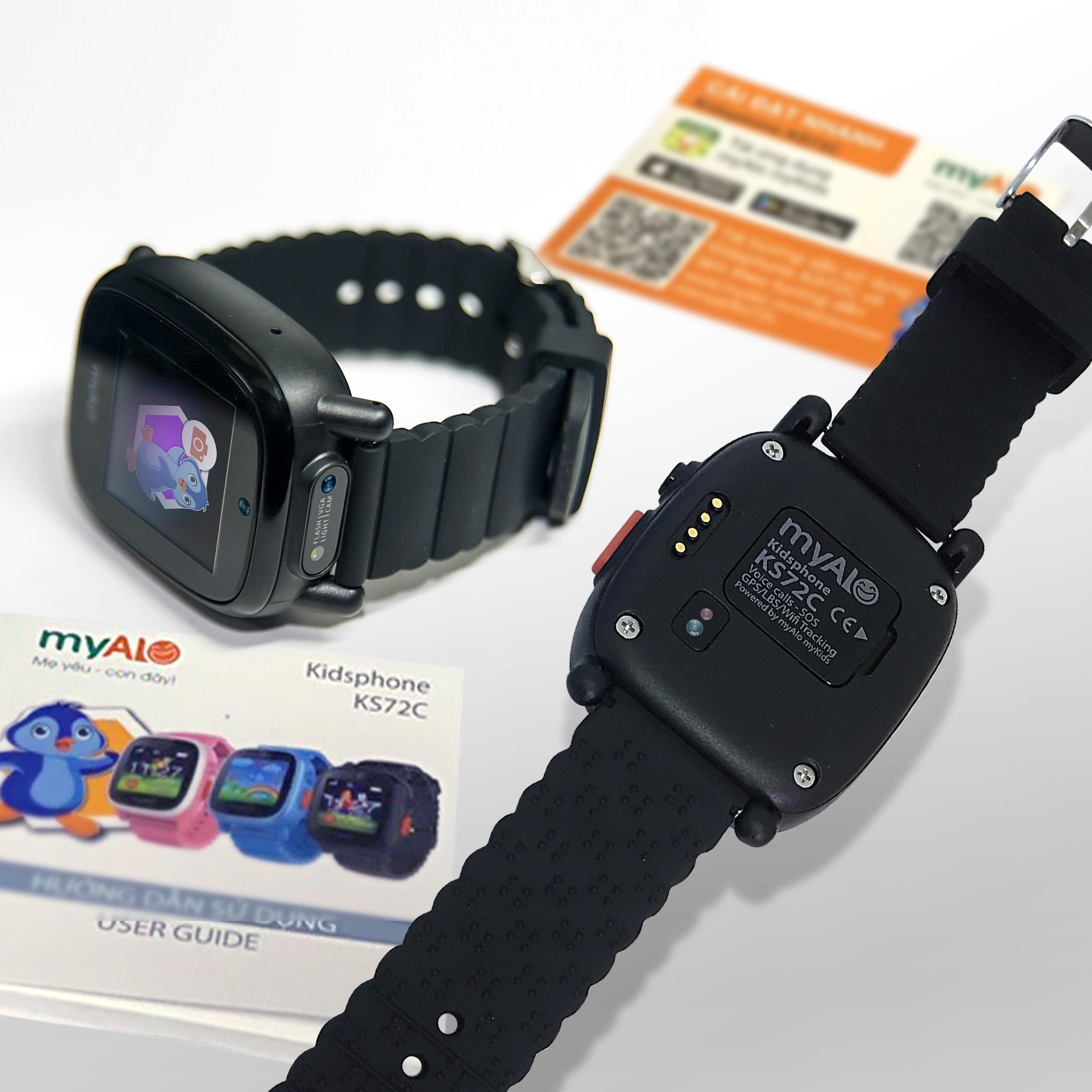 Đồng hồ định vị myAlo: Hành trang không thể thiếu khi đến trường