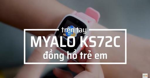 Tinhte.vn - Đồng hồ thông minh myAlo KidsPhone KS72C: kết nối liên lạc giữa phụ huynh và trẻ nhỏ