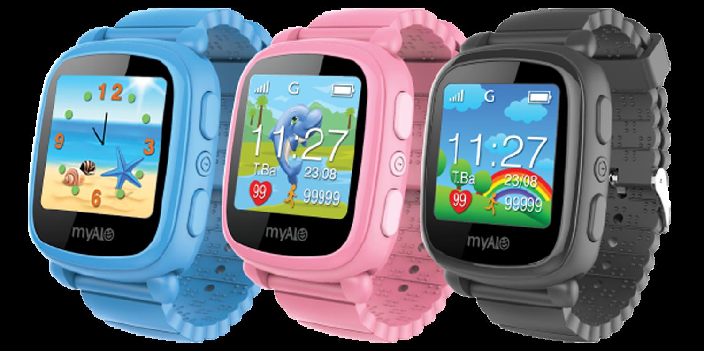 24h.com.vn - myAlo ra mắt 2 mẫu đồng hồ thông minh trẻ em giao diện tiếng Việt