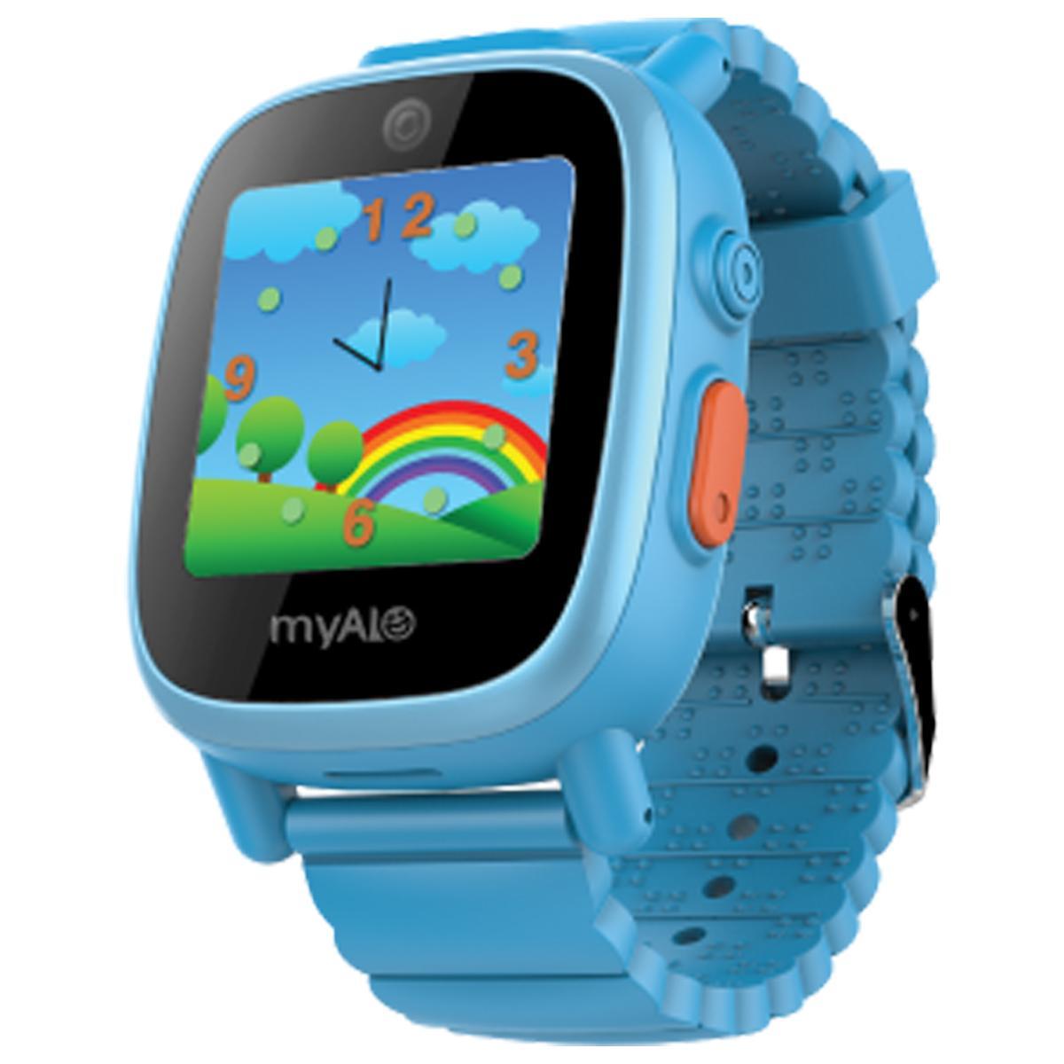 Đồng hồ thông minh định vị trẻ em myAlo KS72C màu xanh