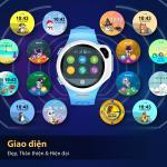 Đồng hồ thông minh định vị trẻ em myAlo K84 màu xanh